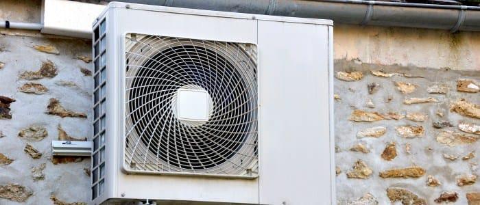 Quels sont les différents composants d'une pompe à chaleur AIR/AIR ?
